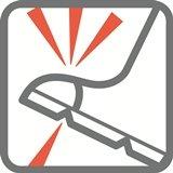 Dunlop Acifort Rocker Schwarz S5 Gefüttert – Sicherheitsstiefel - 5