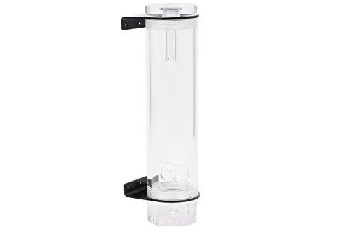 Alphacool 15198 Eisbecher Lite Plexi Ausgleichsbehälter Wasserkühlung, 250mm -
