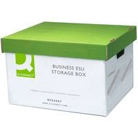 Image of Business Easy Set Up Stor Box - 10 Pack (KF02007)