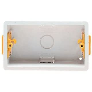 Appleby 2 GANG 47MM DRY LINING BOX - EA SFSB631