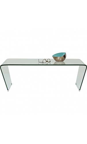 Kare Design - Table Basse 120 cm Design en Verre Club