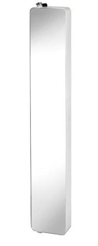 Croydex Arun WC880222 Spiegelschrank/Hochschrank mit Spiegel, drehbar, 120cm