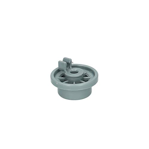 Korbrolle Geschirrspüler für Bosch Siemens Unterkorb 165314 Küppersbusch 426483