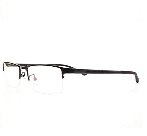 ZJEXJJ Lesebrille männlich weit und in der Nähe Dual-Use Anti-Blaulicht doppelte Farbänderung HD intelligente automatische alte Brille weibliche Zoom Brille (Farbe : SCHWARZ, größe : 3.5X)