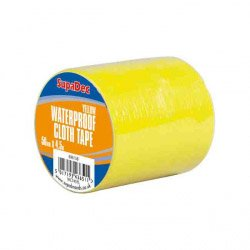 Cloth Tape - Yellow 48mm x 4.5m by Supadec