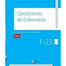 Manual CTO de Oposiciones de Enfermería Comunidad de Madrid