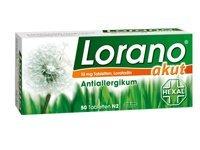Lorano akut, 50 St. Tabletten
