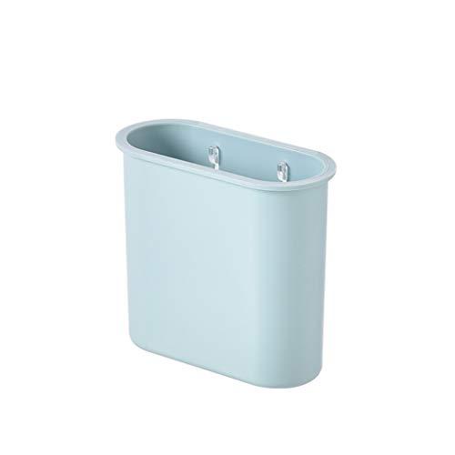 vijtian Badezimmer-Aufbewahrungsbox für Zahnbürste, Zahnpasta, für Badezimmer, Küche, blau -