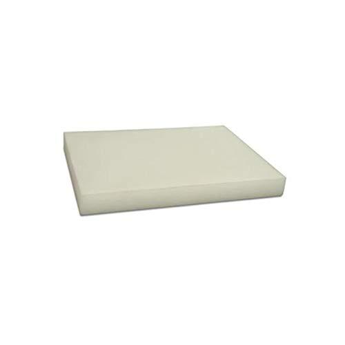 Uzman-Versand Schneidbrett (Weiß) für Gastronomie. Küchenbrett Arbeitsplatte Käsebrett...