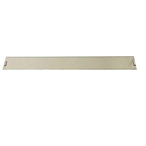Estable retardo Chimenea Cristal protector cristal de seguridad con 2imanes de pared...