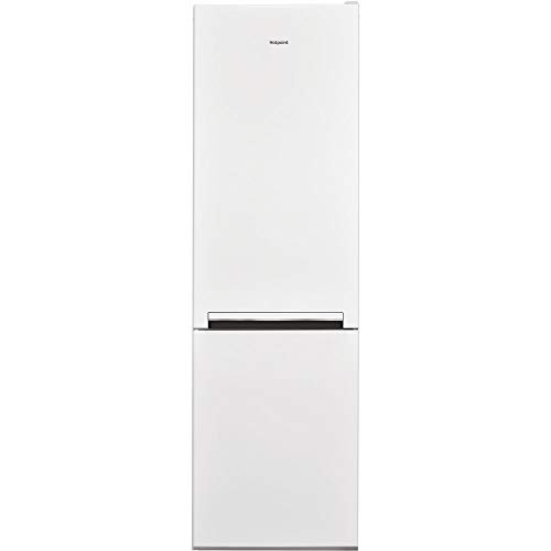 HOTPOINT H8A1EW Day 1 T60/40 Technology 189x60cm Low Frost Freestanding Fridge Freezer - White