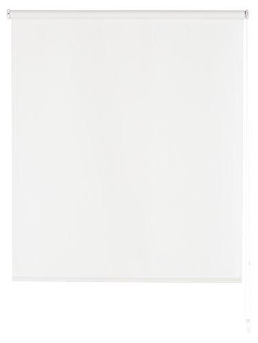 Blindecor Ara - Estor enrollable translúcido liso, 160 x 175 cm, color crudo