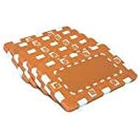 Placas de Poker Color Naranja