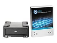 HP-Ent und RDX Removable Disk Backup System-Laufwerk - Bandlaufwerk Backup