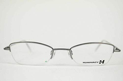 Humphrey's by Eschenbach 2462 90 48[]19 135 Grau halbrand Brille eyeglasses Neu