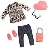Lori- Wear It Well Conjunto de Ropa para muñeca (LO30013Z)