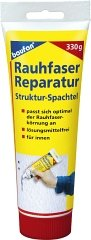 PROFI PRODUKT, Baufan Rauhfaser Reparatur Struktur Spachtel 330 g