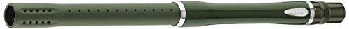 """Dye GF Boom Stick - Cañón de marcadora para Paintball, Color Verde (Olive/Silver), Talla 0.688-\"""""""