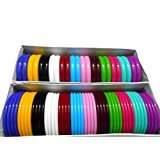 AM Plastic bangles full boxes set small size for kids/girls size 2.2
