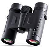 NOCOEX 10X26 Mini for Adults Compact Binoculars, Roof Prism HD Optics, Suitable