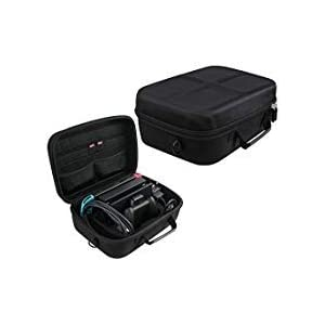 Hard Eva Travel Case für Nintendo Switch Konsole System von Hermitshell