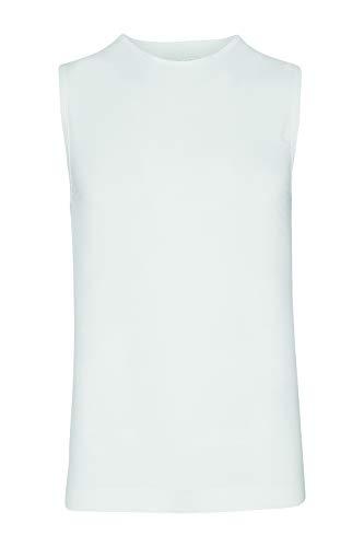 Jockey® Athletic Shirt 2er Pack, Weiß, Größe L - Jockey Microfiber T-shirt