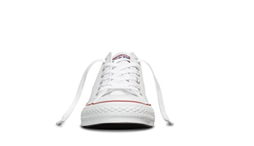 Converse Converse Sneakers Chuck Taylor All Star M7652, Unisex-Erwachsene Sneakers, Weiß (Optical White), 38 EU (5.5 Erwachsene UK) -