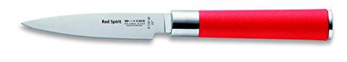 DICK Messer Serie Red Spirit, Officemesser, 9cm, Edelstahl, Silver, 9x2.5x1 cm