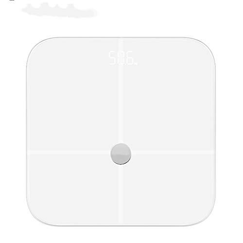 LIAOLEI10 Waage KörperfettwaageBluetooth Badezimmer Körpergewicht Waage Digitalwaage Körperzusammensetzung Monitor