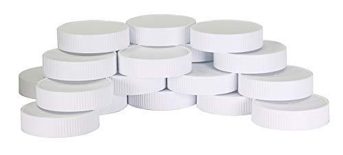 Plastik-Einmachglas, normale Öffnung, Schraubdeckel, 24 Stück, Standardgröße, BPA-frei, hergestellt in den USA Pint Mason Jelly