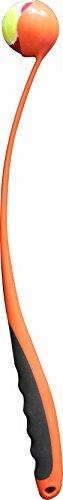 Pawise 14656 Tennisballschleuder Hundespielzeug Ballschleuder - Tennis Ball Launcher