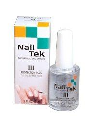 Nail Tek traitements pour ongles – III Protection Plus 15 ml