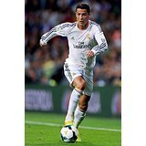 Ronaldo Football Poster. Printelligent p...