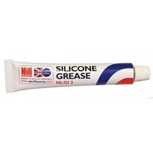 Hill Pump Silicone Grease by Hill Air Gun Pump U.K.