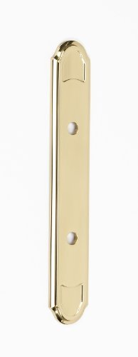 Alno A1568-3-CHBRZ Classic Traditional Backplates, Bronze by Alno - 3 Chbrz 3