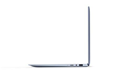 "Lenovo Ideapad 120S-14IAP Ultrabook 14"" Bleu Denim (Intel Celeron, 4 Go de RAM, SSD 64 Go, HD Graphics, Windows 10S)"