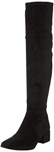 Tamaris Damen 1-1-25528-23 Hohe Stiefel, Schwarz (Black 1), 42 EU