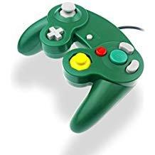 techken Nintendo WII Controller Gamecube WII U Ersatz Wired Classic Controller Gamepad für Nintendo Gamecube WII (Für Gamecube Wii Remote)
