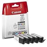 Druckerpatronen für Canon Pixma TR7550,TR8550, TS6150, TS6151, TS8150, TS8151, TS8152, TS9150, TS9155 (bk/pbk/c/y/m)