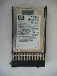 370790-b22HP 500GB FATA Dual-Port 2Gb Fc Festplatte