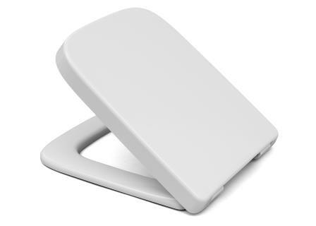 WC-Sitz Hergestellt aus bruchsicherem Duroplast