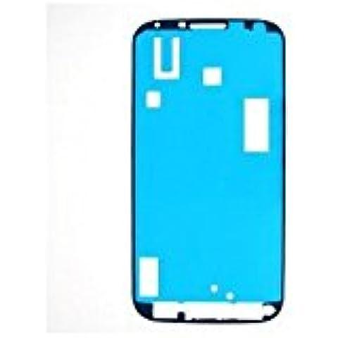 Adhesivo Película adhesiva Samsung Galaxy S4I9500–I9505adhesivo para fijar el cristal delantero de la pantalla
