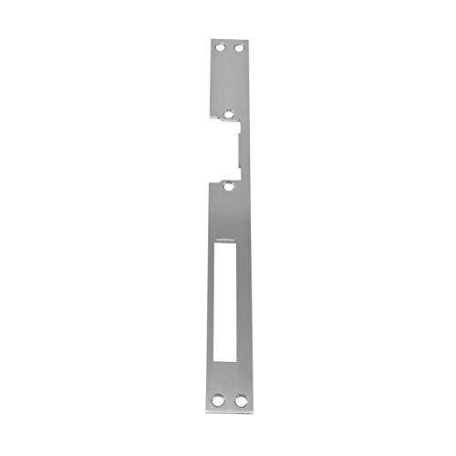 Schließblech für E-ÖFNER B.25 x L.250mm DIN L/R Material Edelstahl Qualität Made in Germany -