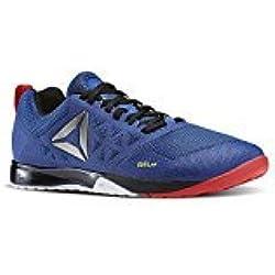 Reebok Hombre R Crossfit Nano 6.0 Zapatillas de Running Azul, 42
