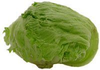 amorebio Bio Salat Iceberg / Eissalat (1 x 1 Stk)