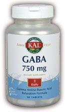 CAP. GABA 750MG 90CAP