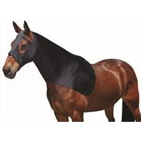 Weatherbeeta Stretch Hood, Navy, Pony
