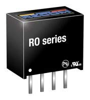 2 x Recom ROE-0505S 1W Isolated DC-DC Converter 5V DC In and Out 1KV Isolation