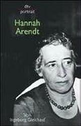 Hannah Arendt by Ingeborg Gleichauf (2000-03-01)