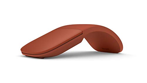 Microsoft Surface Arc Mouse Mohnrot